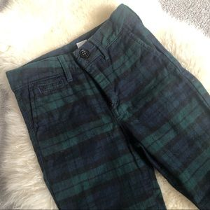 Gap Toddler Boys Plaid Pants Size 3